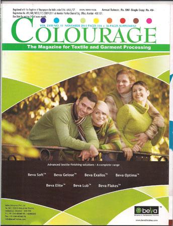 Colourage Advertisement