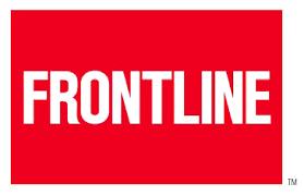 Frontline Advertisement