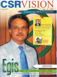 CSR Vision Advertisement