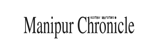 Manipur Chronicle advertisement