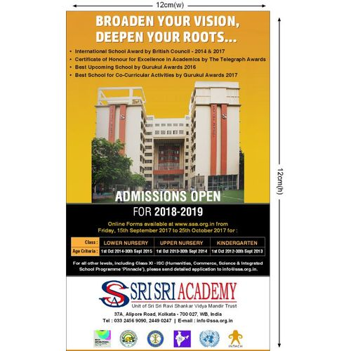 advertise your institute