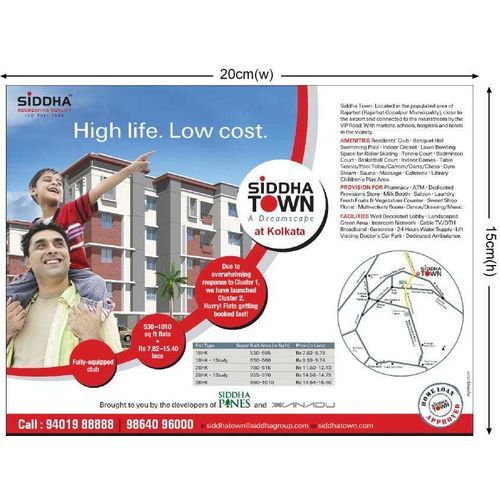 display property ads in newspaper