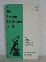 Russian Revolutions of 1917, Curtiss, John Shelton
