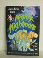 Nighty-Nightmare: SIGNED COPY, Howe, James