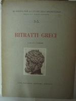 Ritratti Greci: Quaderni Per Lo Studio Dell' Archaeologia, Laurenzi, L.