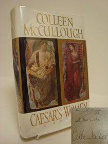 Caesar's Women: Signed First Edition, McCullough, Colleen