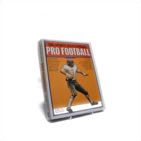 The Sports Encyclopedia: Pro Football -- The Modern Era, 1960 to the Present: Revised and Updated, Neft, David S.; Cohen, Richard M.; Deutsch, Jordan A.; Hogrogian, John