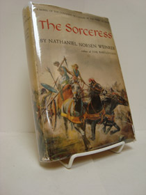 The Sorceress: A Novel of the Conquest of Canaan by the Tribes of Israel, Weinreb, Nathaniel Norsen