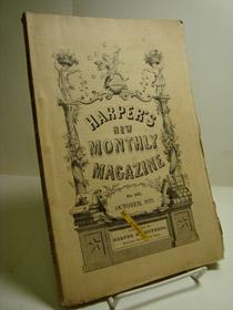 Harper's New Monthly Magazine (No. 281, October 1873)