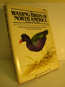 The Wading Birds of North America (North of Mexico), Eckert, Allan W.