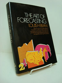 The Art of Forecasting, Bean, Louis H.