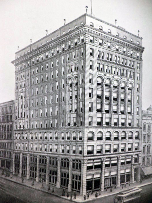 Image for Rochester and the Post Express: A History of the City of Rochester From the Earliest Times, The Pioneers and Their Predecessors - Frontier Life in the Genesee Country - Biographical Sketches with a Record of The Post Express