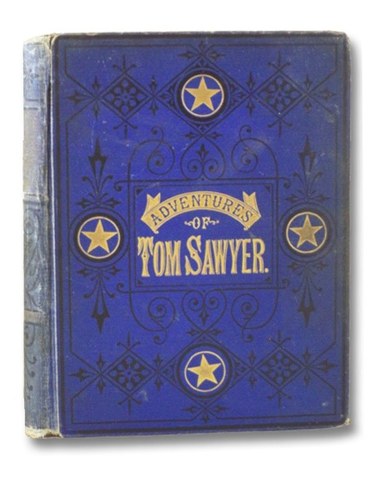 The Adventures of Tom Sawyer, Twain, Mark (Samuel Clemens)