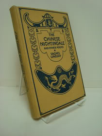 The Chinese Nightingale and Other Poems, Lindsay, Vachel