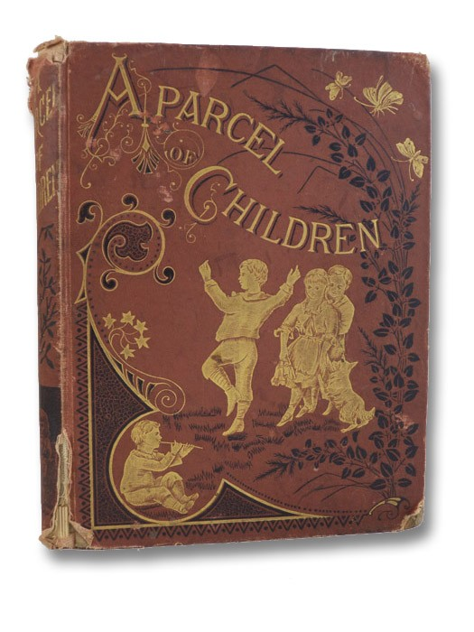 A Parcel of Children, with Some Account of Their Doings, Patch, Olive