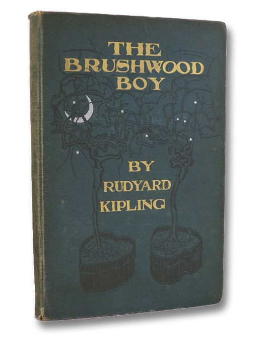 The Brushwood Boy, Kipling, Rudyard