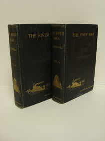The River War: An Historical Account of the Reconquest of the Sudan, in Two [2] Volumes