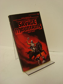 The Savage Mountains (Horseclans Book 5), Adams, Robert