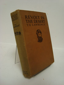 Revolt in the Desert, Lawrence, T.E.