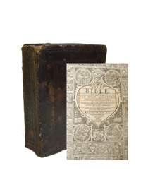Geneva 'Breeches' Bible: The Old and New Testament, with Apocrypha, Bound Together with The Book of Common Prayer and Two Concordances