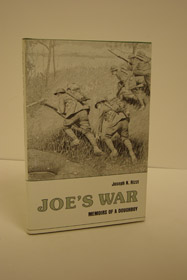 Joe's War: Memoirs of a Doughboy, Rizzi, Joseph N.; Baumgartner, Richard A. (Editor)