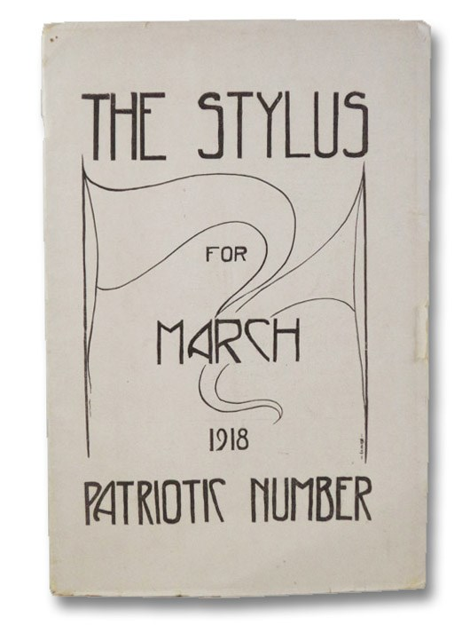 The Stylus, Vol. V, No. 1, March, 1918, Students of the Brockport Normal School