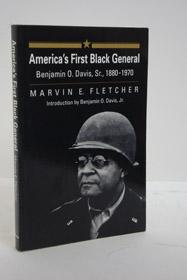 America's First Black General, Fletcher, Marvin E.; Davis, Menjamin O. Jr. (Introduction)