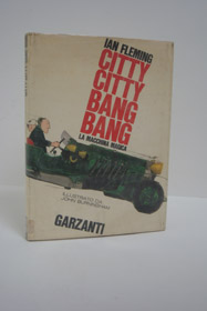 Citty Citty Bang Bang (Italian Text), Fleming, Ian