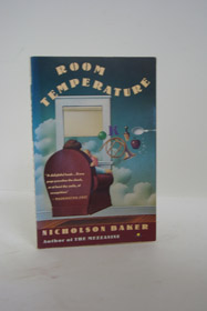 Room Temperature (Signed Copy), Baker, Nicholson