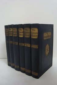 The Nature Library, in Six Volumes: Birds; Wildflowers; Animals; Trees; Butterflies; Garden Flowers, Blanchan, Neltje; Seton, Ernest Thompson; Rogers, Julia Ellen; Weed, Clarence M.; McCurdy, Robert M.