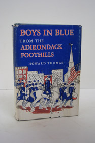 Boys in Blue from the Adirondack Foothills, Thomas, Howard