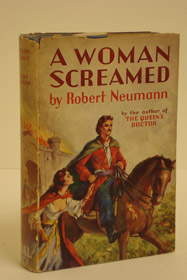 A Woman Screamed, Neumann, Robert; Muir, Willa & Edwin (Translators)