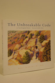 The Unbreakable Code, Hunter, Sara Hoagland