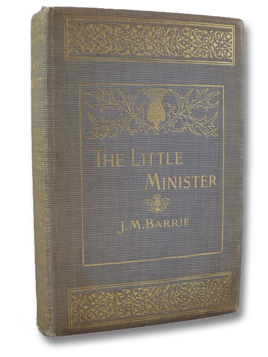 The Little Minister (Green Room Edition), Barrie, J.M. [James Matthew]