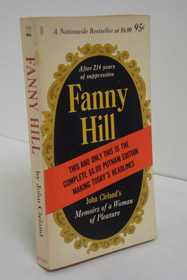 Fanny Hill, or, Memoirs of a Woman of Pleasure, Cleland, John; Quennell, Peter (Introduction)