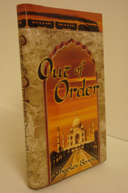 Out of Order (SIGNED FIRST EDITION), Benoit, Charles