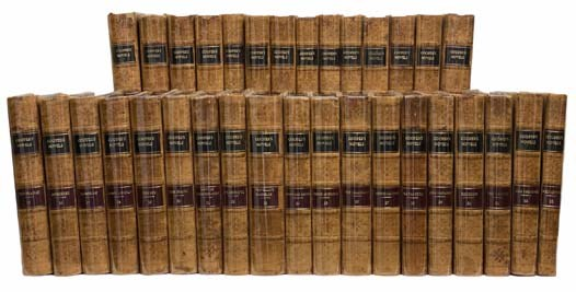 Cooper's Novels, in Thirty-Three Volumes (New Edition), Cooper, J. Fenimore