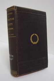 A History of Livingston County, New York: From Its Earliest Traditions, to Its Part in the War for Our Union: with an Account of the Seneca Nation of Indians, and Biographical Sketches of Earliest Settlers and Prominent Public Men: to Which is Prefixed a Biographical Introduction, Doty, Lockwood L.; Duganne, A.J.H. (Introduction)