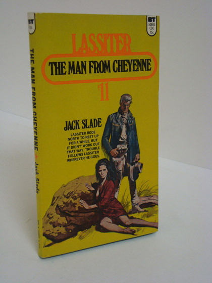 The Man From Cheyenne (Lassiter #11), Slade, Jack