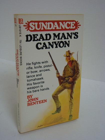 Dead Man's Canyon (Sundance), Benteen, John
