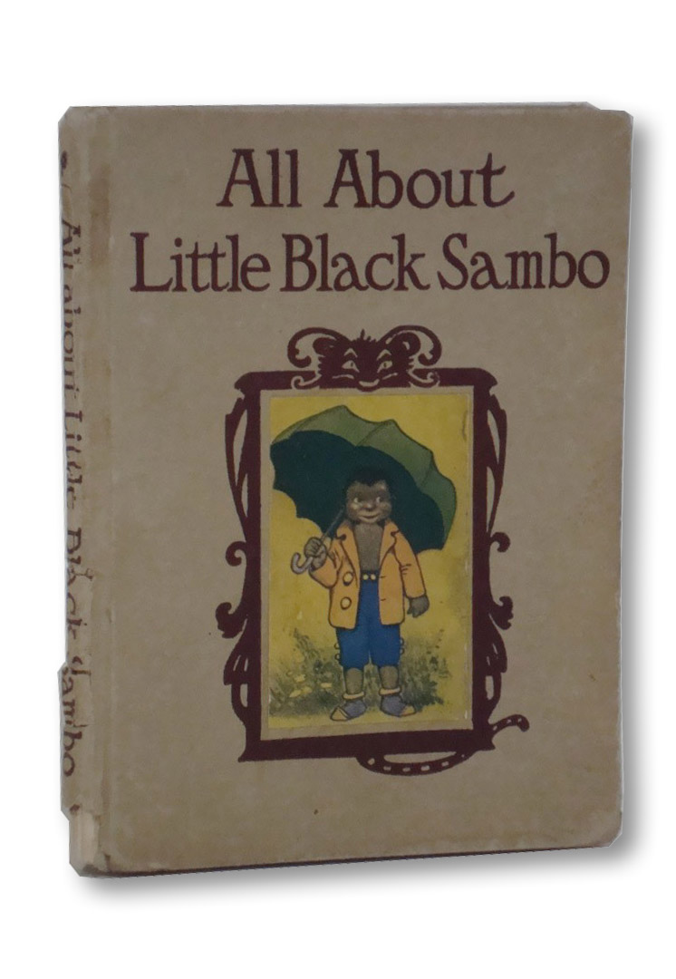 All About Little Black Sambo