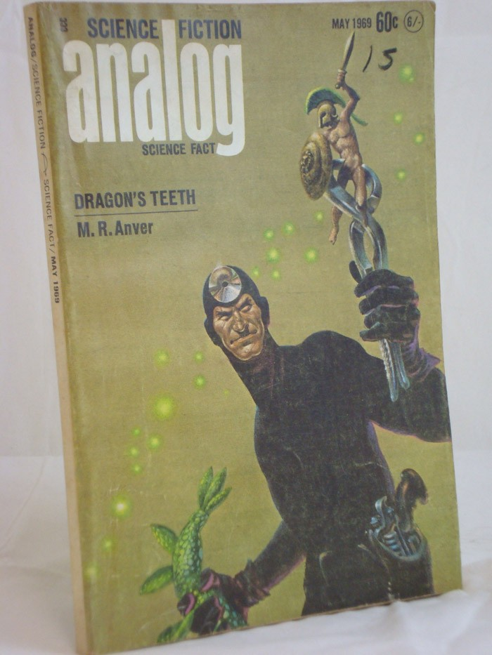 Analog: Science Fiction and Fact - May 1969, Anver, M.R.;