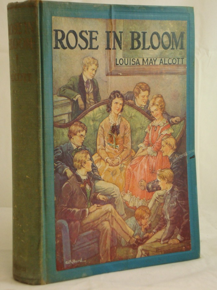 Rose in Bloom, Alcott, Louisa May