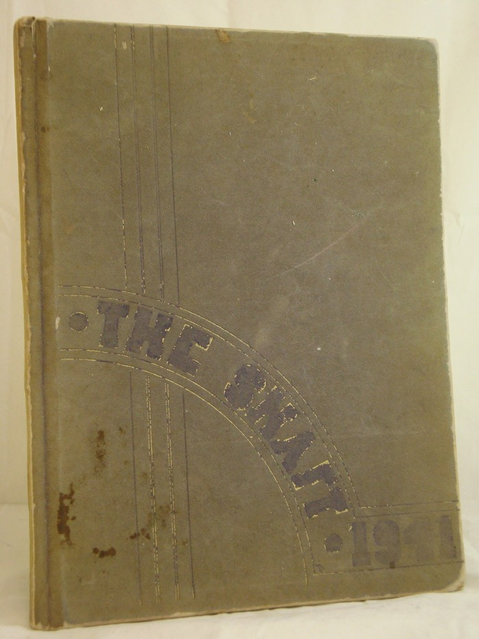 The Shaft 1941 (York Central School Yearbook)