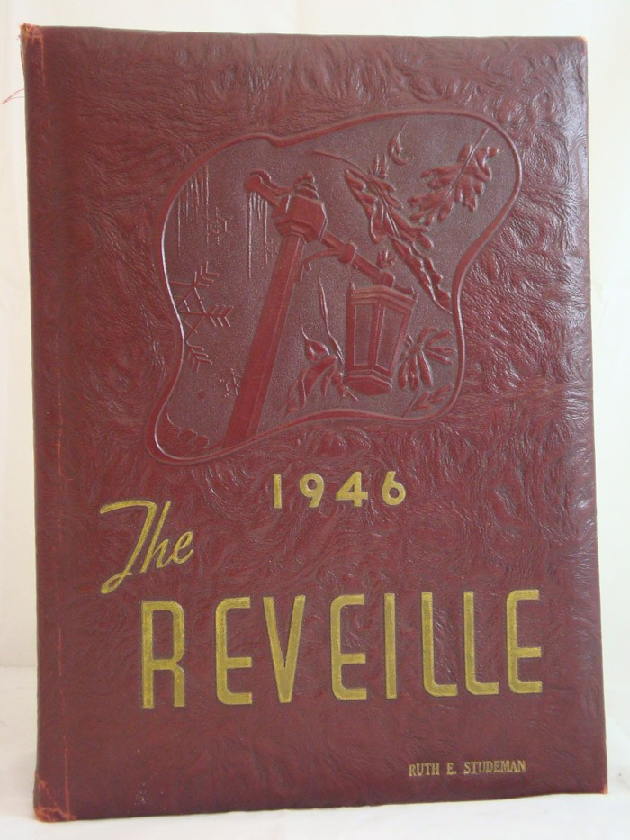 The 1946 Reveille (Webster High School Yearbook)