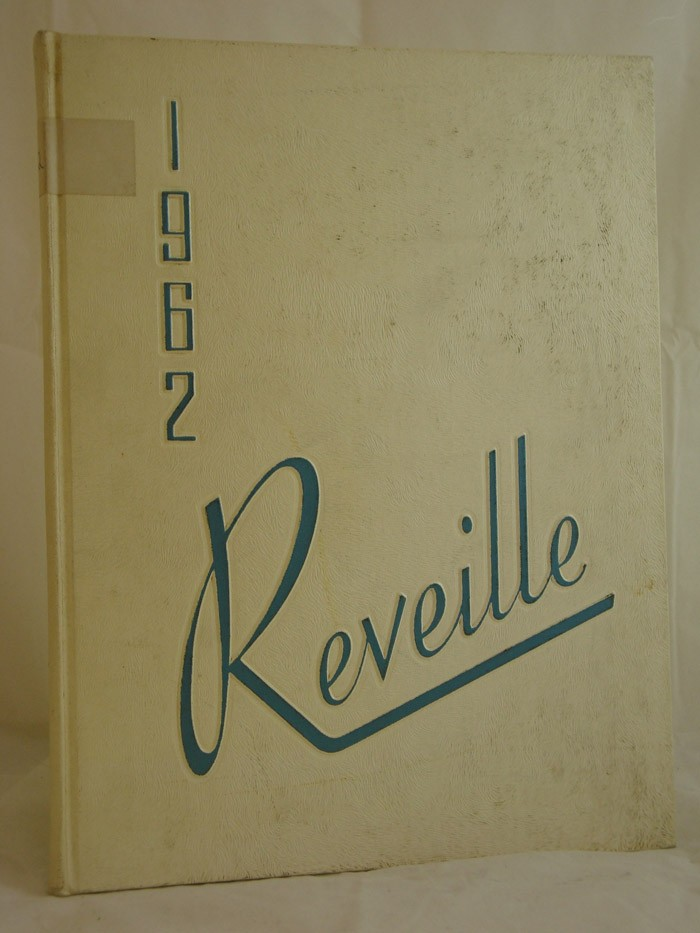 The Reveille for 1962 (Webster Central School Yearbook)