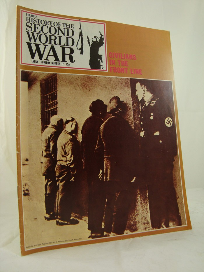 Civilians in the Front Line (Purnell's History of the Second World War Number 17)