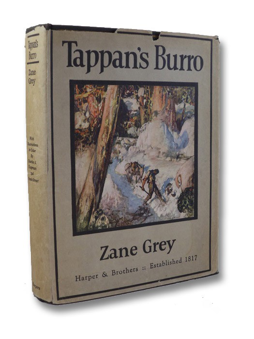 Tappan's Burro and Other Stories, Grey, Zane