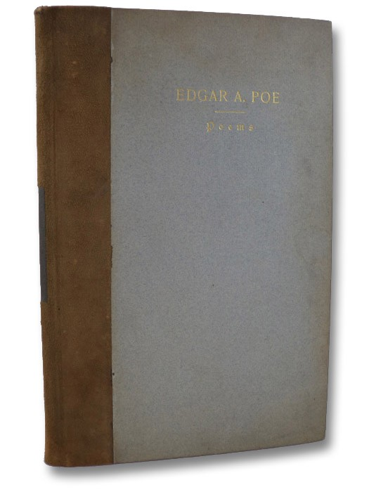 Poems: Roycrofter Edition, Poe, Edgar A. [Allan]; Monahan, Michael (Foreword)