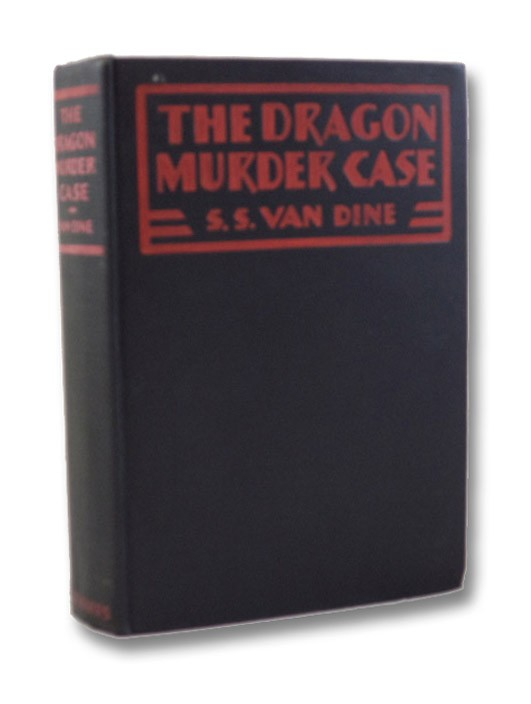 The Dragon Murder Case: A Philo Vance Story, Van Dine, S.S.